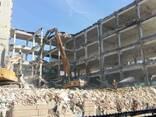 Демонтаж зданий в Одессе и области. - фото 1