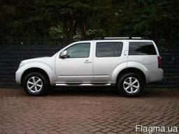 Разборка Nissan Pathfinder 2005-2013 б/у запчасти на Ниссан