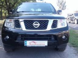 Разборка Nissan Pathfinder R51 (2004-2013)