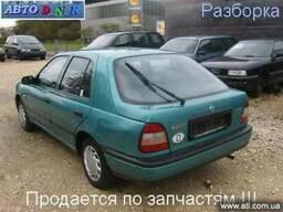 Разборка Nissan Sunny N14, Y10, 1. 4, 1. 4i, 1. 6, 2. 0