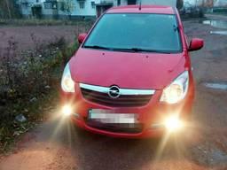 Разборка Opel Agila B H08 (2008-2019)