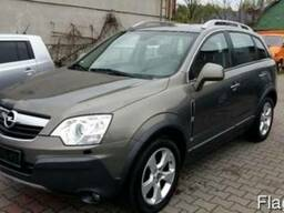 Разборка Opel Antara (2006-2011). Запчасти