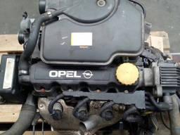 Разборка Opel Astra F classic (2000), двигатель 1.6 X16SZR.