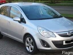 Разборка Opel Corsa D фара бампер капот на Опель Корса d