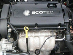 Разборка Opel Zafira C (2013), двигатель 1.8 A18XER.