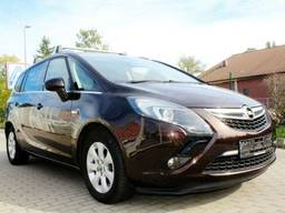 Разборка Opel Zafira Tourer