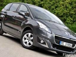 Разборка Peugeot 5008 запчасти б/у и новые детали