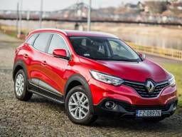 Разборка Renault Kadjar (2015-2019)