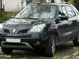 Разборка Renault Koleos (Рено Колеос) 07-14 г. детали б/у