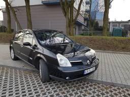 Разборка Renault Vel Satis (2002-2009)
