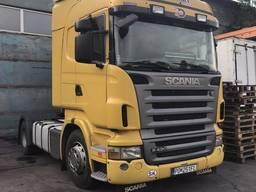 Разборка Scania R420