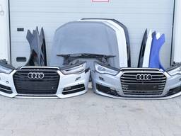 Разборка Audi A6 C7 - запчасти новые и бу авторазборка шрот детали