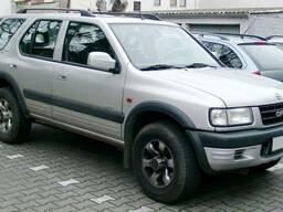 Разборка Шрот Opel Agila Astra Frontera Insignia Meriva Cors