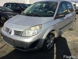 Разборка Шрот запчасти оригинал б/у Renault Scenic II 2003-2
