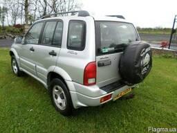 Разборка Suzuki Grand Vitara 1998-2005