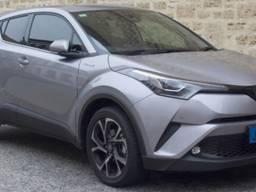 Разборка Toyota C-HR CHR 2016- год запчасти новые и бу