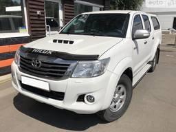 Разборка Toyota Hilux N10 (2005-2015)