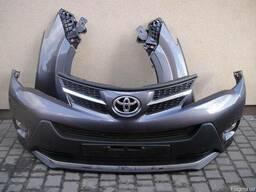 Разборка Toyota Rav4 фара бампер капот на Тойота Рав4
