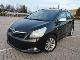 Разборка Toyota Verso R20 (2009-2017)