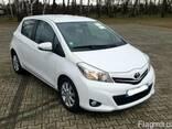 Разборка Toyota Yaris 11-18 на запчасти
