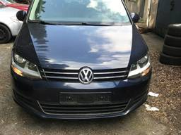 Разборка Volkswagen Sharan 7N mk2 запчасти новые и бу автора