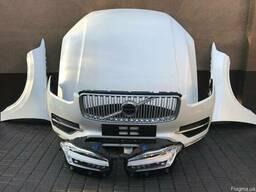Авторазборка Vovo XC90 Б/у Капот Бампер Фара Крыло Решетка