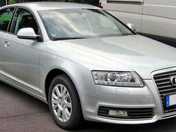 Разборка запчасти б. у новые Audi A6 C6