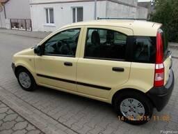 Разборка запчасти б/у новые Fiat Panda 2003 Дверь Крыло