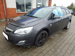 Разборка запчасти б. у Opel Astra (Опель Астра) J 2009-2014г