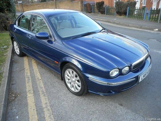 Разборка. Запчасти Jaguar X-Type (CF1) 01-10 год