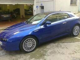 Разборка Запчасти кузова б/у Бампер Дверь Alfa Romeo Brera