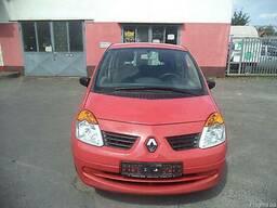 Разборка Запчасти кузова б/у Renault Modus Бампер Дверь