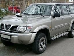 Разборка запчасти Nissan Patrol Ниссан Патрол автозапчасти