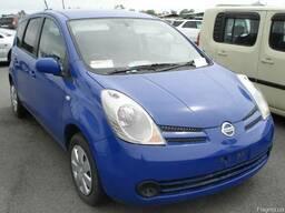 Разборка Nissan Note 2007 2009 рест Запчасти б/у Детали Шрот