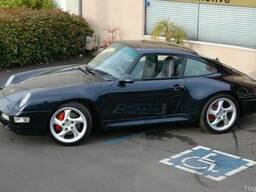 Разборка, запчасти Porsche 911 III 1993 - 1997