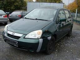 Разборка Запчасти Suzuki Liana 2001—2007 Капот Двери Бампер