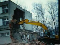 Разборка зданий