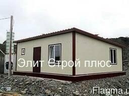 Разборное здание 40-60м2 б/у