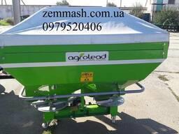 Разбрасыватель минеральных удобрений Agrolead (1000 кг)