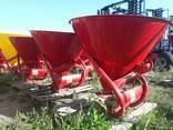 Разбрасыватель удобрений 500 кг фирмы Jar-Met Польша - фото 3