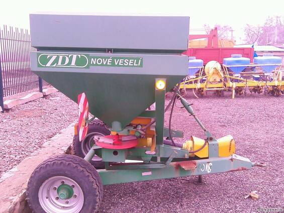 Разбрасыватель минеральных удобрений ZDT RM1-070