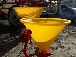 Разбрасыватель удобрений 300 кг фирмы Jar-Met Польша - фото 1