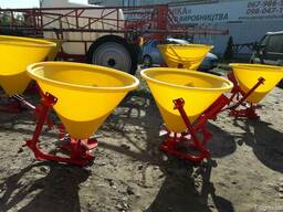 Разбрасыватель удобрений 300 кг фирмы Jar-Met Польша - фото 3