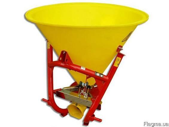Разбрасыватель удобрений Jar Met 500 л (пластик)
