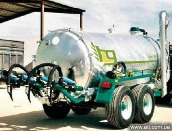 Разбрасыватель жидких удобрений ECO-12 (Испания)