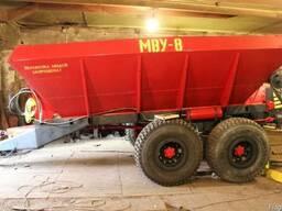 Транспортер МВУ-6, МВУ-8 (усиленый)