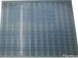 Разделительная решетка тонкая 0. 5 мм (10 рамочная) 49, 5х42, 5