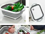 Разделочная доска 2 в 1, Кухонная разделочная доска - фото 1