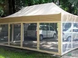 Раздвижные шатры