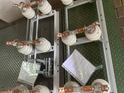 Разъединитель РЛН-20/400 рубящего типа наружного исполнения